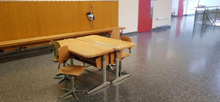 Massiv erhöhte Giftwerte im Schulhaus Höfli in Ebikon.